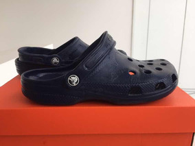 Crocs Azul Marino Mujer, Originales