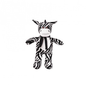 Zebra De Pelúcia Safari Mini