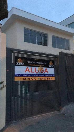 Imagem 1 de 13 de Sobrado Para Alugar, 500 M² Por R$ 30.000,00/mês - Vila Mariana - São Paulo/sp - So0089