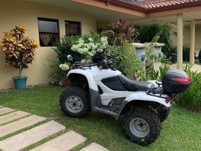 Cuadraciclo Honda Trx420 Te 420cc