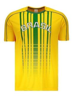 Camisa Brasil Juruá