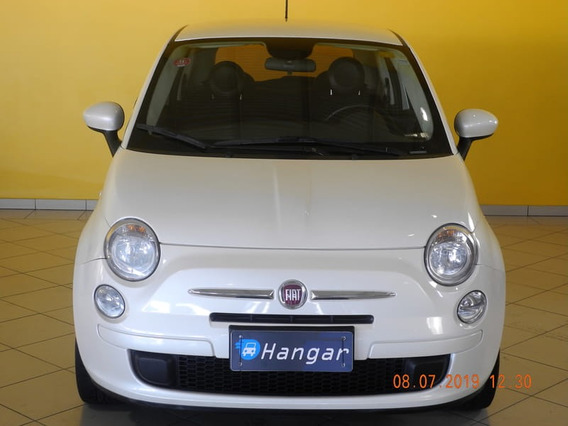 Fiat 500 Cult 1.4 Dualogic Evo 8v (flex) Imp 2p 2014