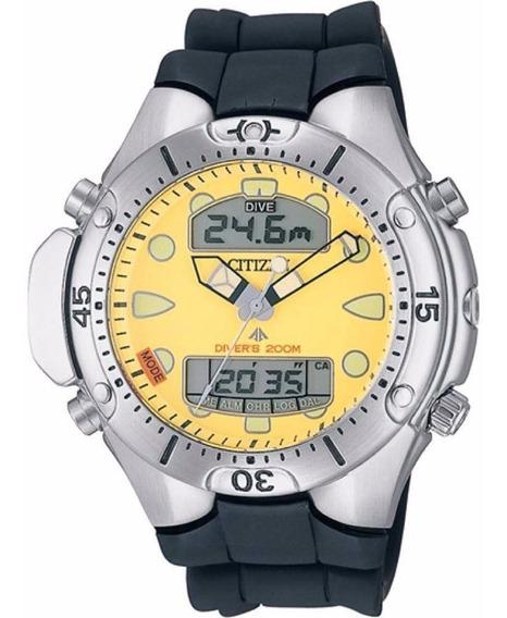 Relógio Citizen Promaster Aqualand Jp1060-52x