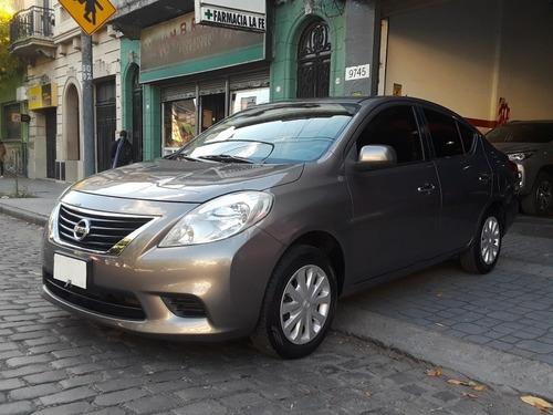 Nissan Versa Advance Mt 2014 Nuevo! Financio Tasa 9% En $$$$