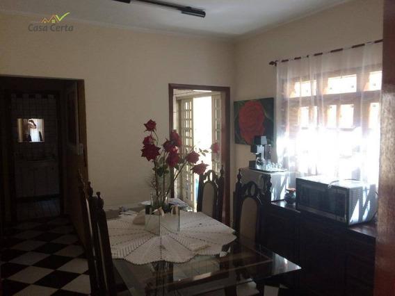 Casa Com 3 Dormitórios Para Alugar, 145 M² Por R$ 2.000,00/mês - Jardim Duas Nascentes - Mogi Guaçu/sp - Ca1451