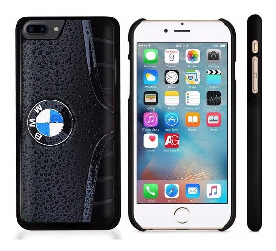 Funda Protector Case iPhone Bmw Cofre Negro ¡envío Gratis!