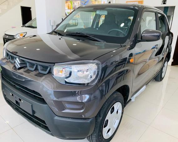 Suzuki S.presso Mecanico Modelo 2020 Version Gl Blanco