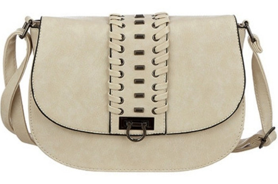 Bolsa Casual Feminina Top Media Ombro Transversal 60% Off