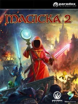 Magicka 2 - Steam Key Ativação Online - Game Original Steam