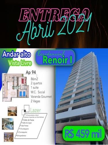 Apartamento Novo - Praia Grande - 6316 - 69325496