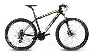 Bicicleta Mtb Topmega Zesty R27.5 21v Aluminio