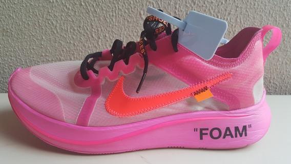 Tênis Nike Zoom Fly X Off White