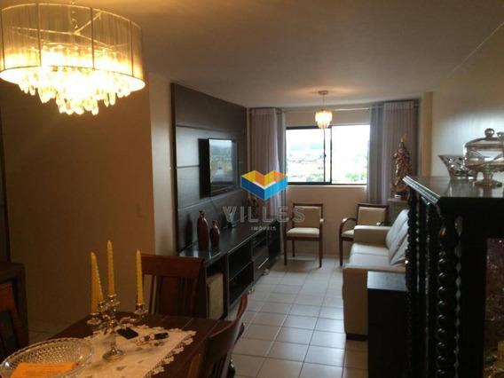 Apartamento Pajuçara - Ap0011