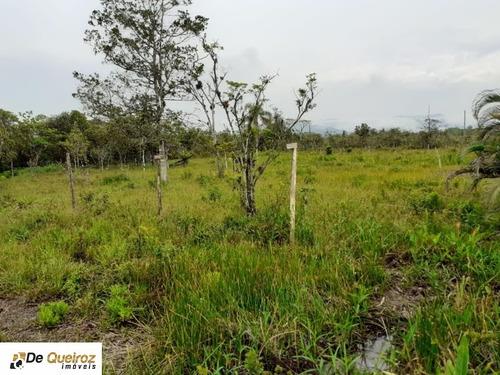 Imagem 1 de 3 de Chácara Em Itanhaem , Jd Aguapeu, Lado Morro, Isolada. - 5008 - 68110733
