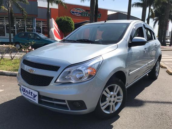 Chevrolet Agile 1.4 Ltz Completo Novissimo!!