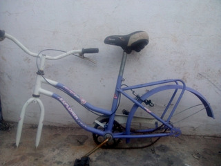 Bicicleta Rodado 20 Faltan Las Ruedas.