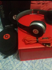 Fone Beats By Dr. Dre Solo Hd Original