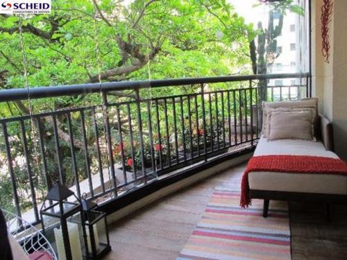 Imagem 1 de 10 de Apartamento 2 Dormitórios 2 Suítes A Venda Na Vila Mascote! - Mc2901