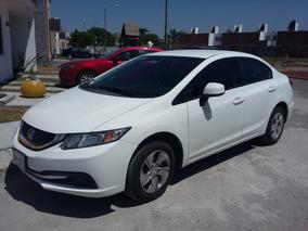 Honda Civic 1.8 Lx Sedan . At 2013 - A Tratar