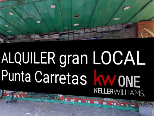 Alquiler Local Comercial, Ubicacion Estrategica