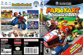 Mario Kart Double Dash!! (con Bonus Disc) - Gamecube