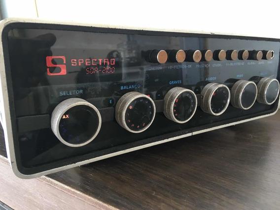 Spectro Sqa2100 Funcionando (n) Gradiente Polyvox.