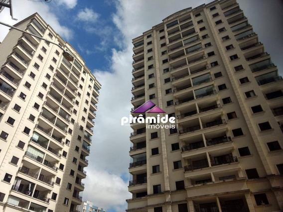Apartamento Com 4 Dormitórios, 114 M² - Venda Por R$ 800.000,00 Ou Aluguel Por R$ 3.000,00/mês - Vila Adyana - São José Dos Campos/sp - Ap12218