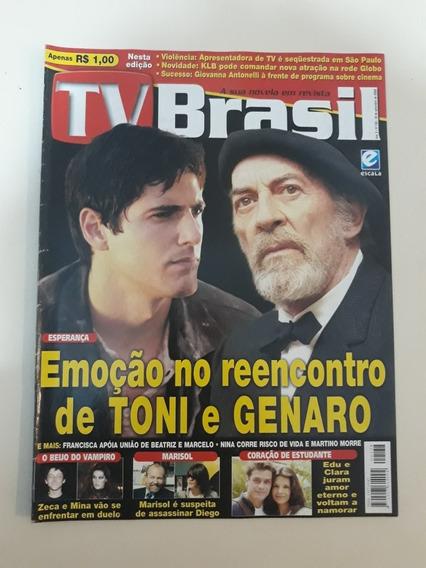 Tv Brasil 138 Gianecchini Claudia Raia Eliana Savalla