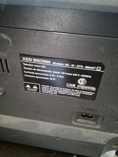 Tv Led Ken Brown 40 Smart