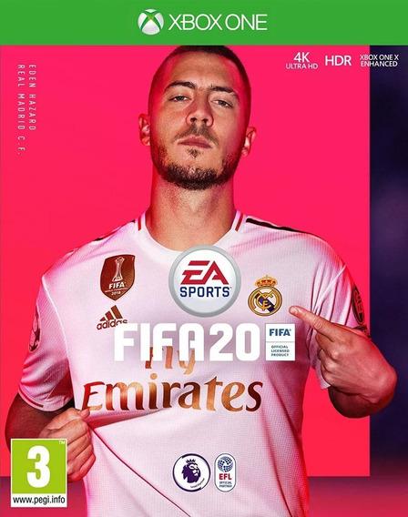 Fifa 20 Xbox One Digital Online - 100% Português E Original