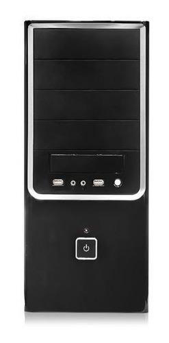 Desktop Quad Core - Q6600, 4gb, 9800gt Com Win10 Original