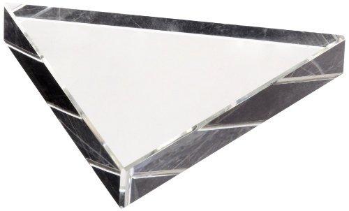 Prisma De Refracción Equilátero De Cristal Educativo Estadou