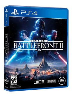 Battlefront 2 Fisico Star Wars Ps4