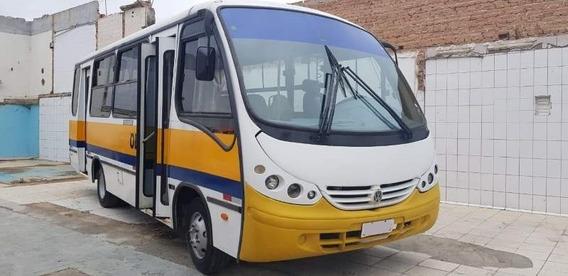 Micro Ônibus Neobus Thunder Motor Mwm Revisado Auto Escola