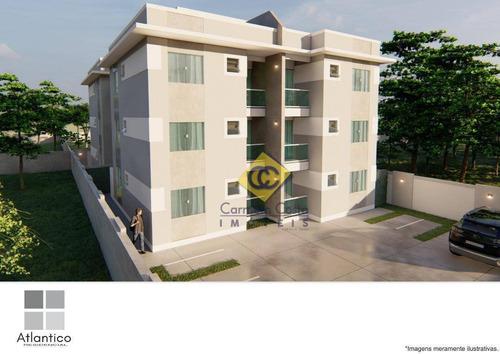 Excelente Apartamento 2 Dormitórios, Em Rio Das Ostras Ostras/rj - Ap0783