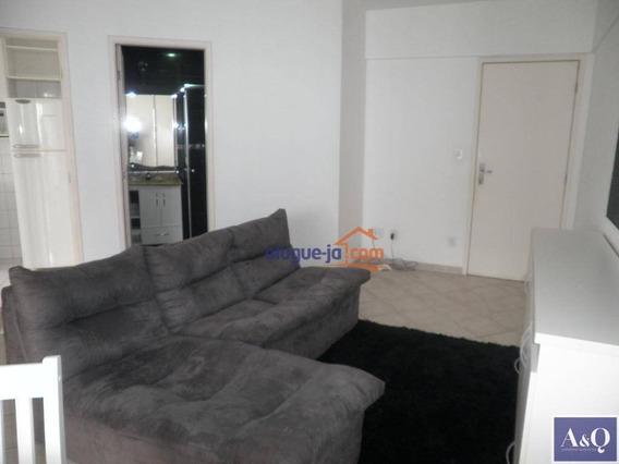 Apartamento Com 1 Dormitório Para Alugar, 54 M² Por R$ 1.300,00/mês - Jardim Aquarius - São José Dos Campos/sp - Ap1354
