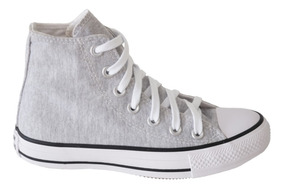 Tenis All Star Ct04840002 - Cinza