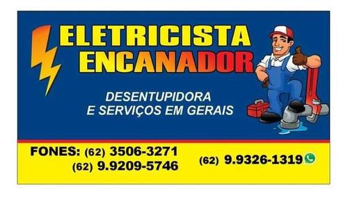 Eletricista / Encanador