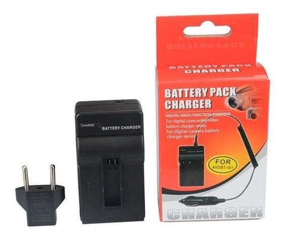 Carregador De Bateria Gopro Hero 4 Bivolt Ahdbt401 - Gp232