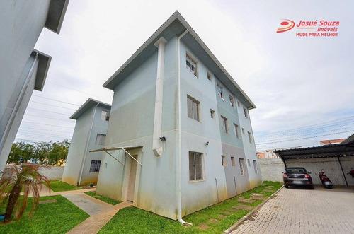 Imagem 1 de 21 de Apartamento, 51 M² - Venda Por R$ 160.000,00 Ou Aluguel Por R$ 900,00/mês - Sítio Cercado - Curitiba/pr - Ap1514