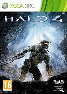Halo 4 Xbox 360 - Usado