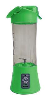 Licuadora Portátil Usb Juice Ql-602 Recargable Con Pico