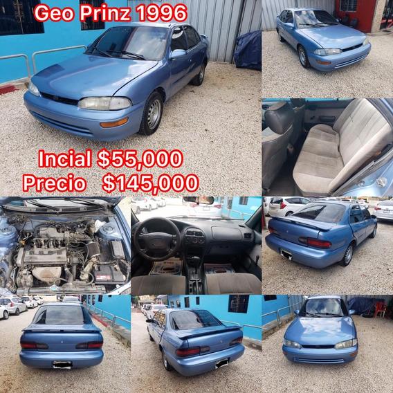 Toyota Geo Prinz Llevatelo Con 55000