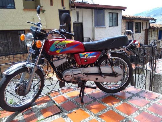 Rx 100 Montada En 135 Caja 5, Carburador De Dt125, Etc