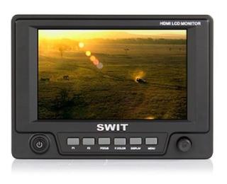 Monitor Camara On Lcd Swit S-1051c 5 Pulgadas Hdmi Dslr