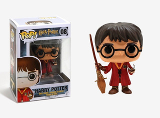 Funko Pop Harry Potter Quidditch Harry Potter