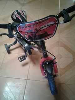 Bicicleta Niño Hot Wheels
