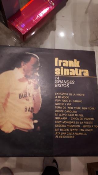 Disco De Frank Sinatra A Mi Modo