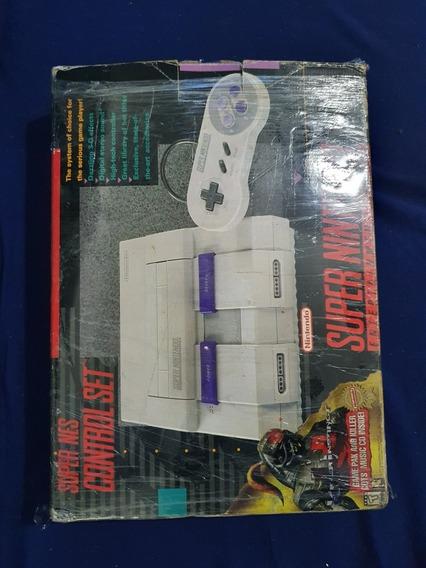 Super Nintendo Fat (com Caixa)