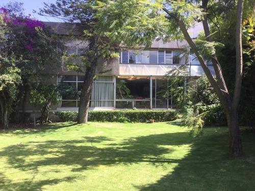 Imagen 1 de 21 de Casa En Venta En Lomas De Tecamachalco, Huixquilucan, Estado